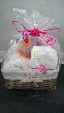 Girls hamper - packaged